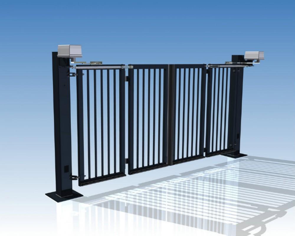 Gunnebo Quick Folding Gate Hansab Com