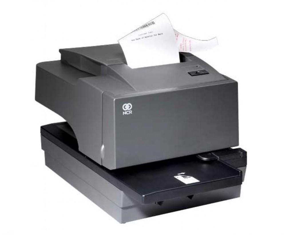 how to change a margin on a senor receipt printer