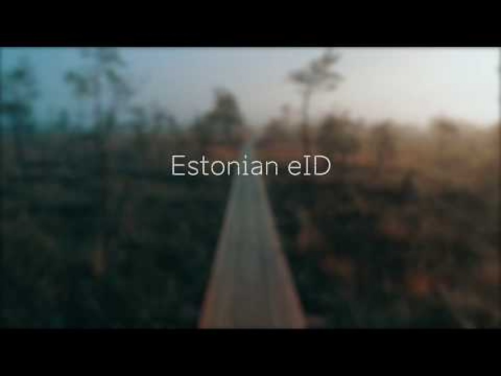Embedded thumbnail for Estonian ID-card's high recognition on the Regional ID Documents and Banknotes of the Year awards