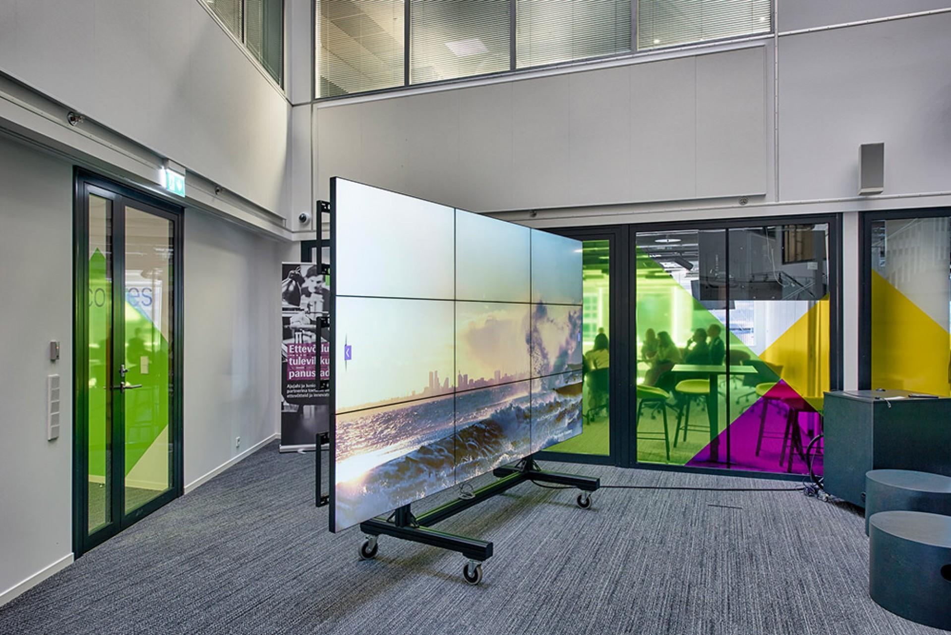 SEB Innovation Centre